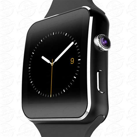 Smartwatch X6 new bluetooth smart x6 smart sport smartwatch for apple iphone android phone samsung