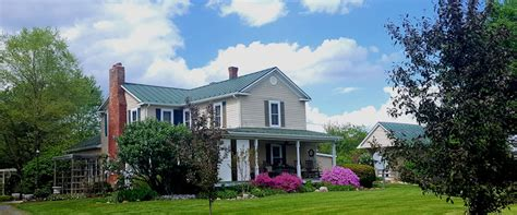 piney hill bed breakfast luray va bed breakfast cottage rentals piney hill bed breakfast and cottages