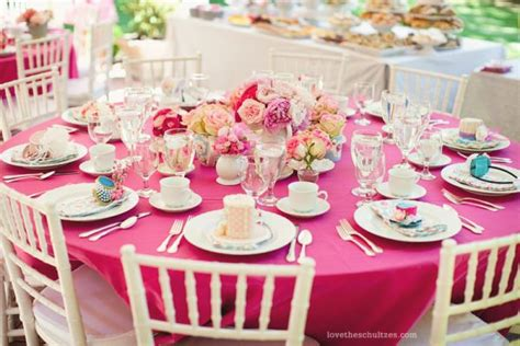 lunch ideas for bridal showers top 35 summer wedding table d 233 cor ideas to impress your guests