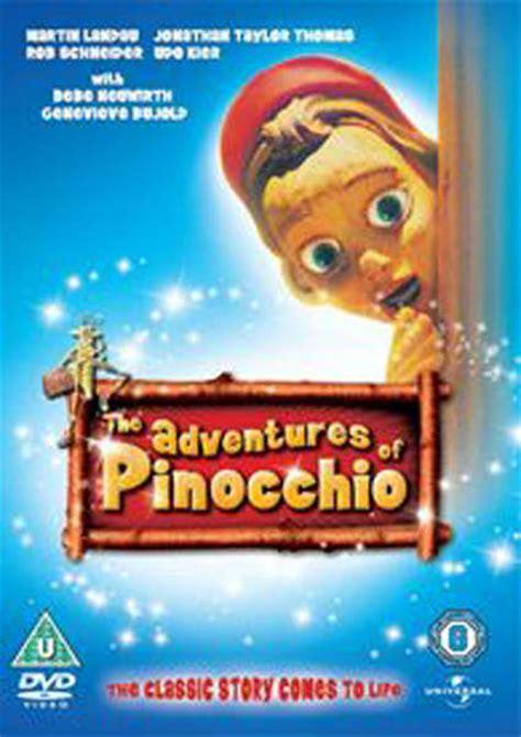 Poster Pop Gepetto 20x30cm the adventures of pinocchio 1996 dvd zavvi