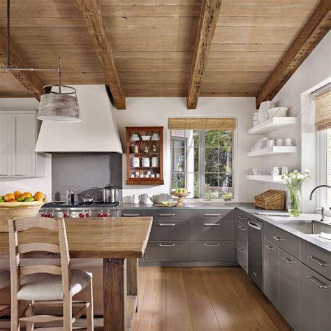 ver cocinas rusticas m 225 s de 40 cocinas r 250 sticas que debes ver estreno casa