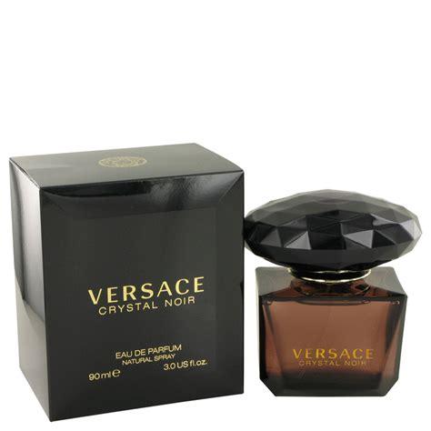 Parfum Versace noir perfume eau de parfum edp 3 oz by versace for nib ebay