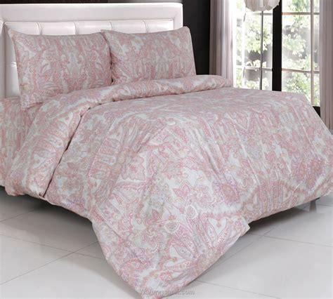 Bed Cover Set Katun Lokal Halus Flower Pink Size 160x200180x200 1 sprei katun jepang ikebana warungsprei