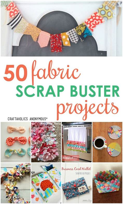 craft fabric 25 best ideas about scrap fabric projects on