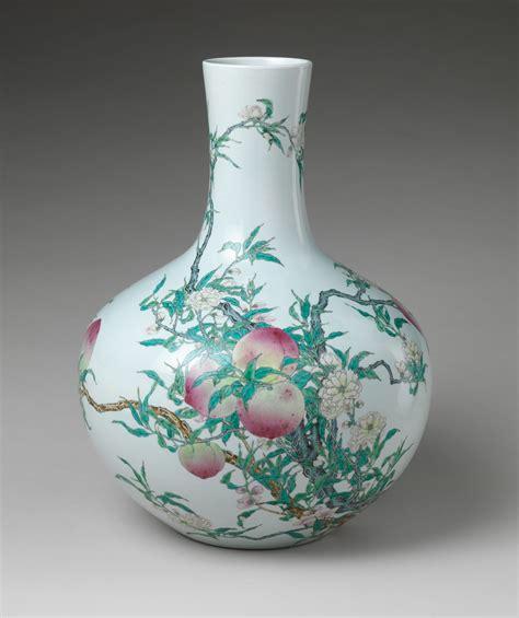 Vases History by Qing Dynasty Vase History