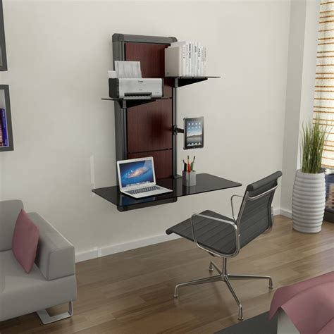 modern wall desk modern wall mount desk home design garden