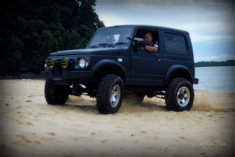 Suzuki Jimny Road Modifications Suzuki Jimny Road Show