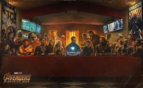 bosslogic imagines avengers infinity war characters