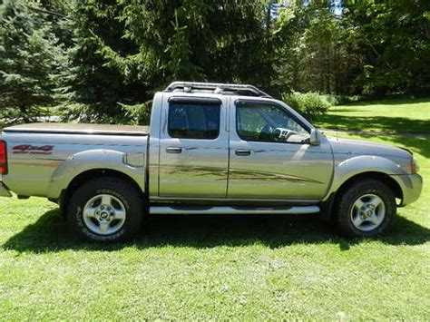 purchase used 2001 nissan frontier se crew cab 4