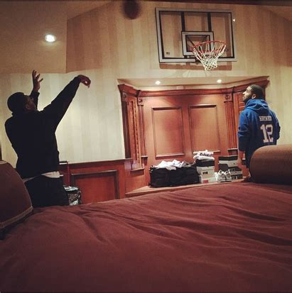 basketball hoop for bedroom drake adds a basketball hoop to his bedroom the source