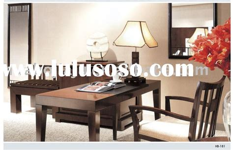 study desk malaysia rubber wood walnut veneer hb 181 for