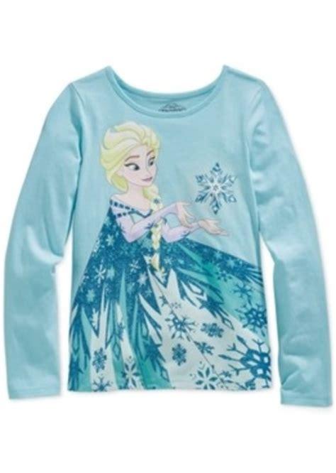T Shirt Frozen disney frozen elsa sleeve t shirt shirts shop it to me
