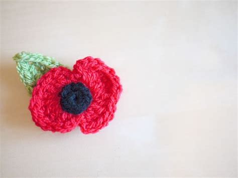 pattern crochet poppy 1000 ideas about crochet poppy pattern on pinterest