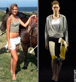 Attack Kills Model Eliana Ramos Of Luisel Ramos by Of Tragic Size Zero Model Found Dead Telegraph