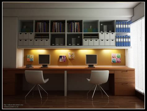 modern home office design dands