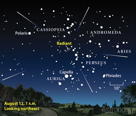 perseid meteor shower set to put on a great show in august
