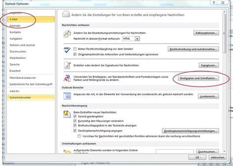 layout einer e mail e mails im corporate design erstellen windows services