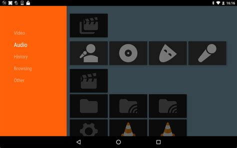 vlc for mobile android vlc for android 2 0 merges android tv and mobile builds