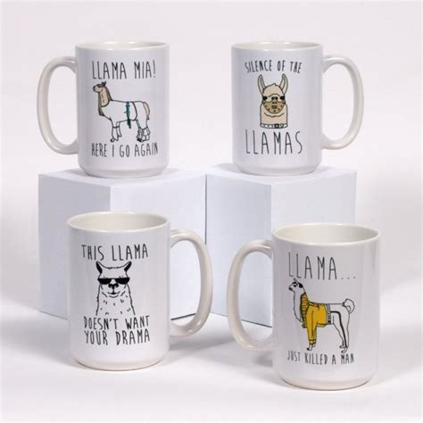 no drama with this llama alpaca llama home gifts for the camelid fan in your offbeat