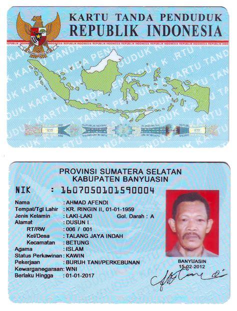 buat e ktp di jakarta yuk liat bedanya id card elektronik punya indonesia sama
