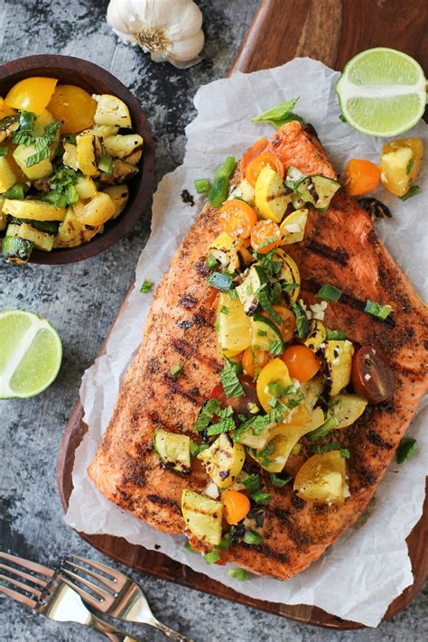 the only grilled salmon recipe you ll ever need the