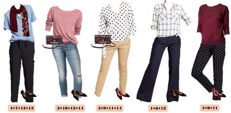 Wardrobe Pieces To Mix And Match by Mix And Match Fall From Target Capsule Wardrobe