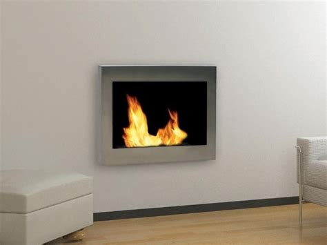 Fireplace Biofuel by Soho Indoor Wall Mount Biofuel Fireplace Indoor