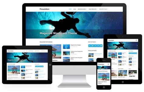 online wordpress layout generator themezee easy to use magazine wordpress themes