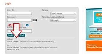 gagal aktivasi internet banking bni bagaimana solusinya