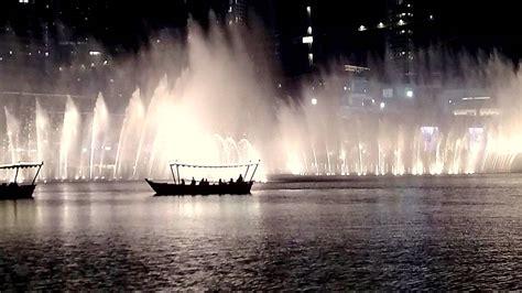 dubai fountain boats dubai fountain show and lake ride by traditional boat