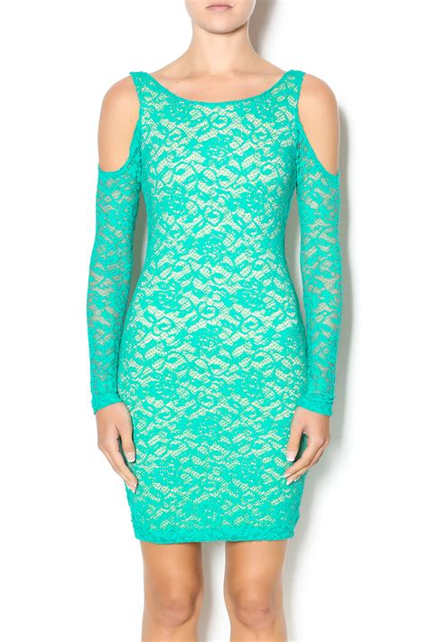 styleholic mint green dress from michigan by trends