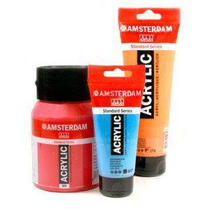 amsterdam acrylics 250ml