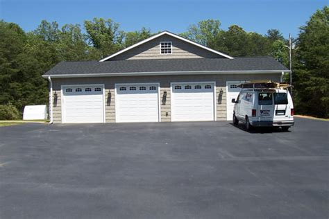 Four Car Garage Plans by 8 Car Garage Addition