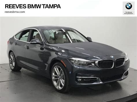 Bmw Reeves by New 2017 Bmw 3 Series 330i Xdrive Gran Turismo 4dr Car In
