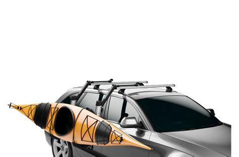Dual Kayak Roof Rack by Thule Hullavator Pro 898 Roof Rack Supplies