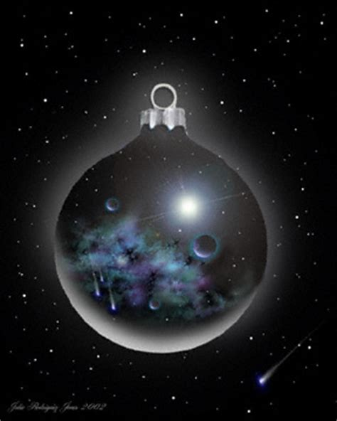 space christmas card astronomy christmas card by julie