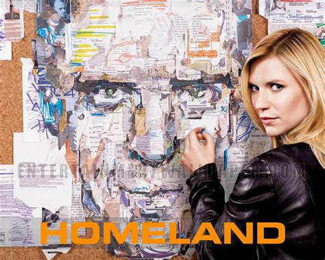 homeland homeland wallpaper 33120383 fanpop