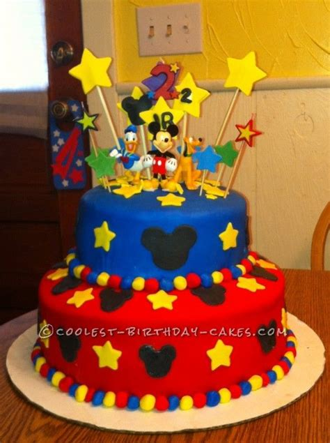 Diy Birthday Cake Trolley mickey mouse birthday ideas mickey mouse birthday cake birthday ideas