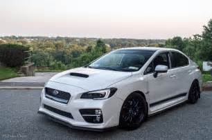 Subaru Wrx 2015 White Stunning Chocolate Brown Subaru Wrx 2015 Subie Gallery