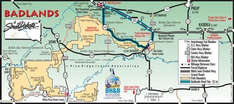 printable south dakota road map badlands map black hills maps pinterest south dakota