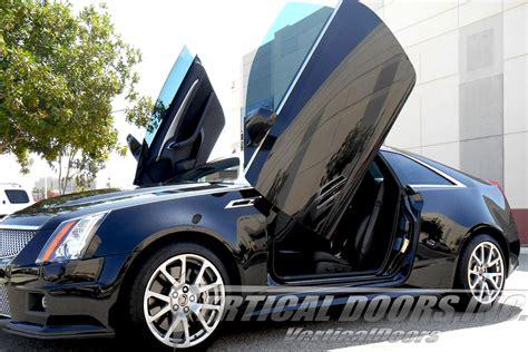Cadillac With Doors by Vertical Doors 174 Cadillac Cts 2013 Lambo Door Conversion Kit