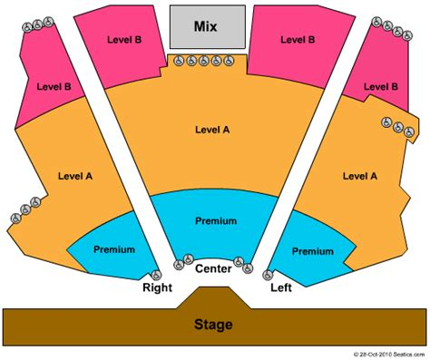 effingham performance center seating chart hotel california a tribute to the eagles effingham