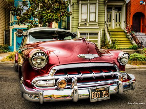 retro cers vintage and classic cars wallpaper 61