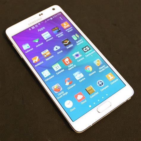 Samsung Note 4 The samsung galaxy note 4 review the gadgeteer