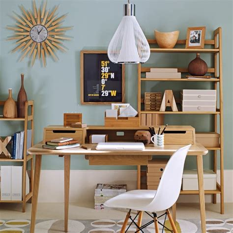 retro home office desk how to create retro home office housetohome co uk
