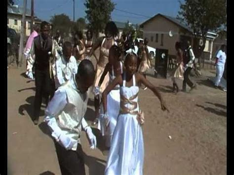 U gotta love a Botswana wedding!!! part 1.   YouTube