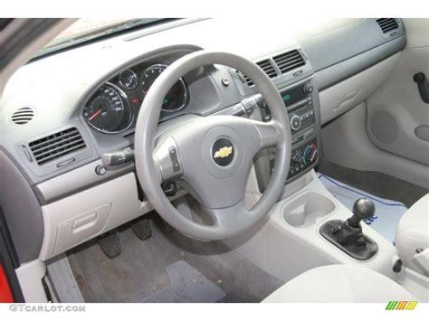 2007 Chevy Cobalt Interior by Gray Interior 2007 Chevrolet Cobalt Ls Sedan Photo