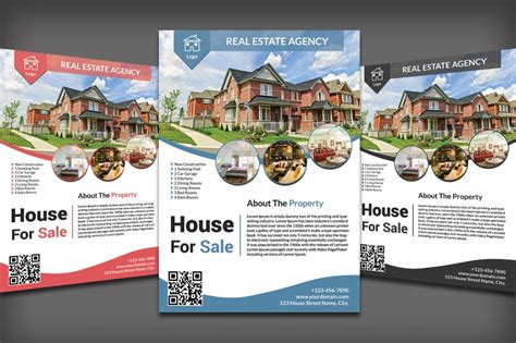 real estate listing flyer template flyers 4 real estate creating and printing fliers for