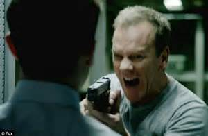 Bauer Is Back by Kiefer Sutherland Is Back As Bauer In New Trailer For