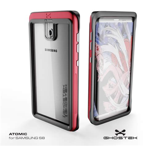 Waterproof S8 Cover Consina 80l galaxy s8 waterproof ghostek 174 atomic 3 series